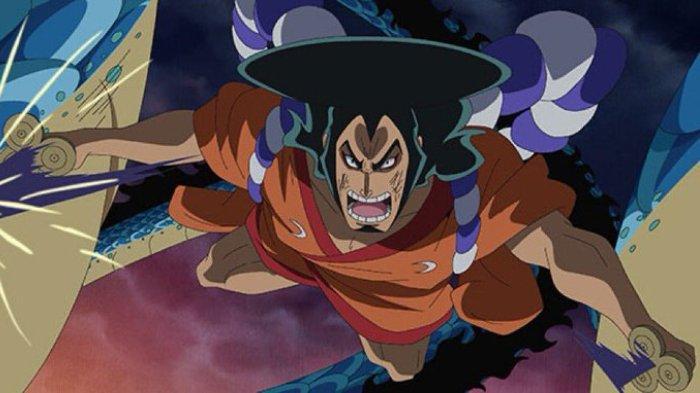 Kozuki Oden di One Piece