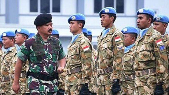 Panglima TNI Marsekal Hadi Tjanjanto