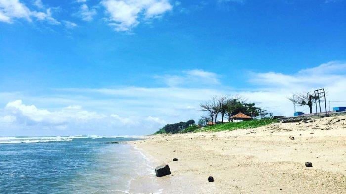 Pantai Sayang Heulang - Tribunnewswiki.com Mobile