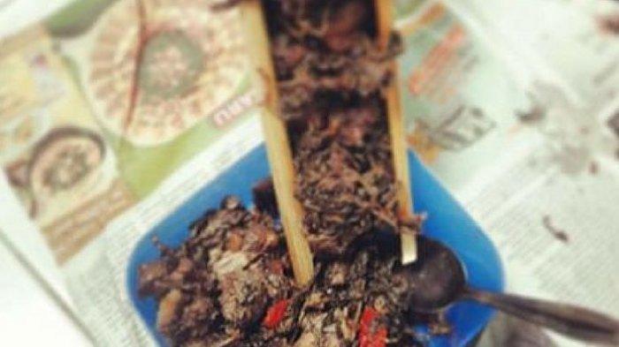 Pa Piong Makanan Khas Toraja Tribunnewswiki Com Mobile