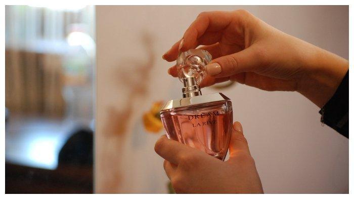 Ilsutrasi parfum