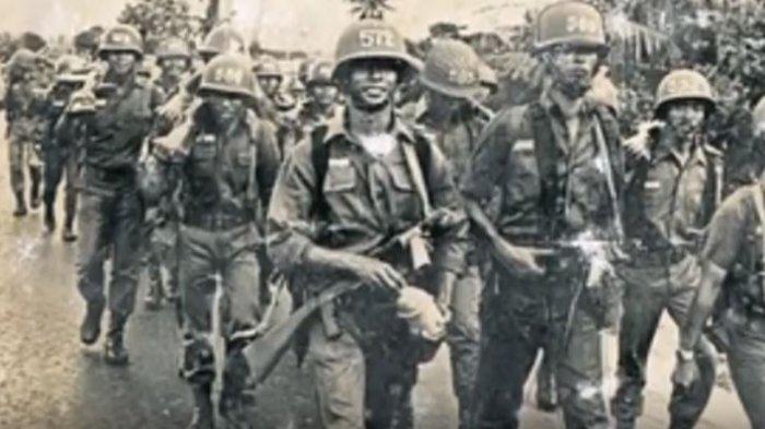 30 Prajurti ABRI Berangkat Cuma 9 Orang yang Selamat, Begini Sengitnya Pertempuran di Timor Timur
