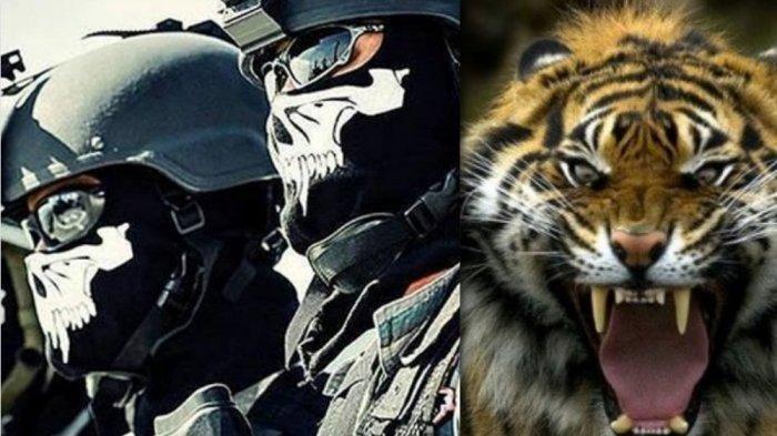 Siapa Sebenarnya Den Harin, Penjaga Terakhir Soekarno, Pasukan Harimau Lebih 'Ganas' dari Kopassus