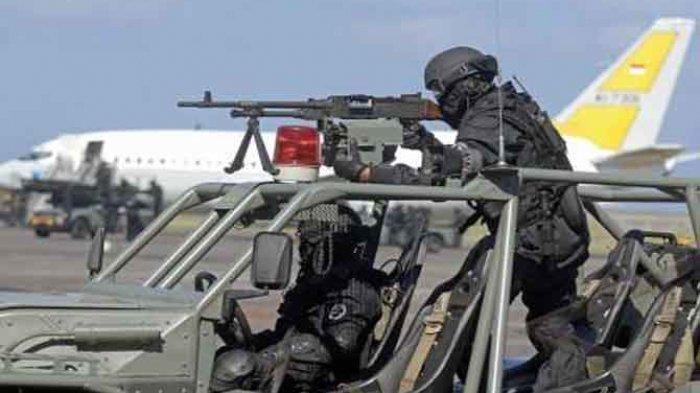pasukan khusus militer