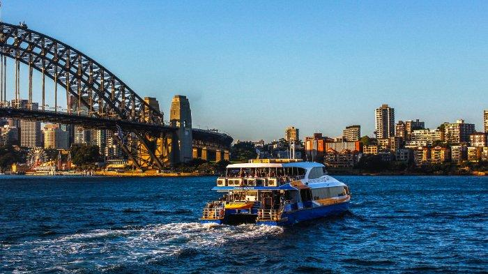 FOTO: Pelabuhan Sydney, New South Wales, Australia
