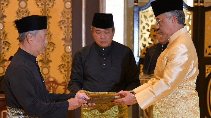 Pelantikan Muhyiddin Yassin selaku Perdana Menteri Malaysia ke-8