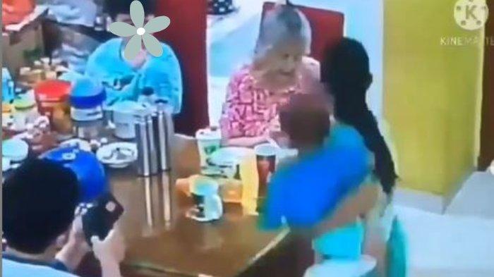viral video ART aniaya majikan tak terima dimaki dnegan sebutan 'setan'