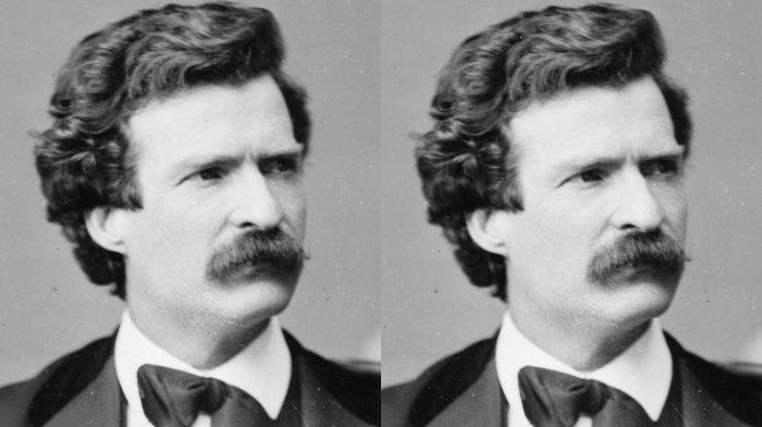 Penulis Amerika Mark Twain
