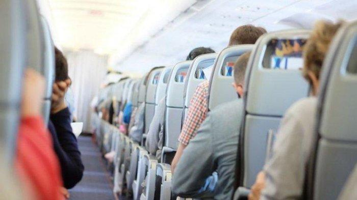 Larangan mudik lebaran 2021 juga diterapkan bagi moda transportasi udara
