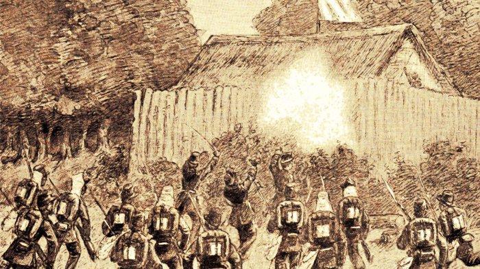 17 AGUSTUS - Seri Sejarah Nasional: Perang Banjar (1859-1905) -  Tribunnewswiki.com Mobile