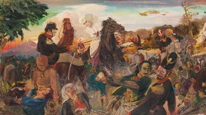 Perang Diponegoro (1825-1830) - Tribunnewswiki.com Mobile