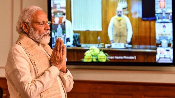 Perdana Menteri India, Narendra Modi menyatakan bahwa India ingin damai namun siap perang jika ada provokasi dari China