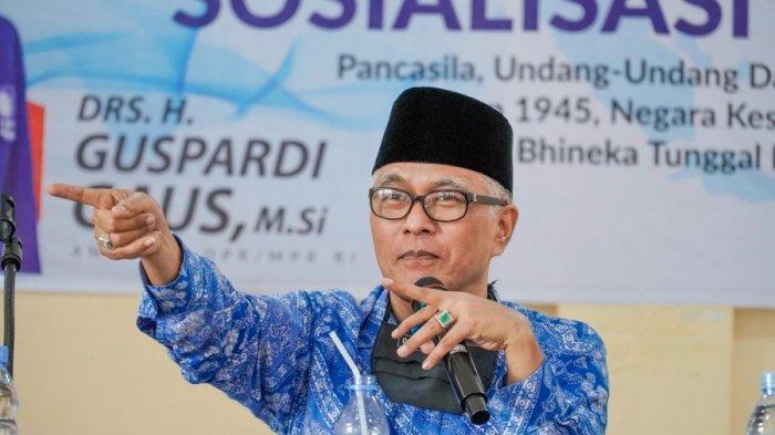 Perjalanan Politik Legislator PAN Guspardi Gaus: Dari Pengusaha, Akademisi hingga Politisi 3