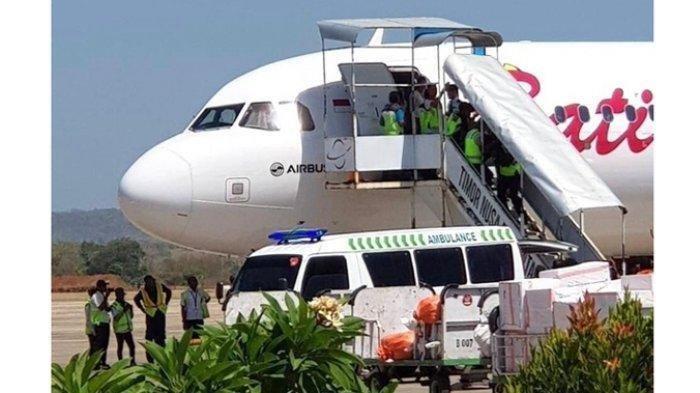 ILUSTRASI Psawat Batik Air - Pesawat Batik Air yang kembali ke bandara asal setelah terbang, karena sang pilot diduga tidak sadarkan diri