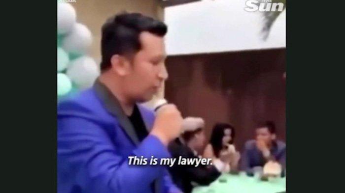 Sang suami mulai bicara untuk membongkar perselingkuhan istrinya.