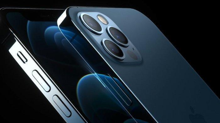 iPhone 12 Series yang resmi rilis ke pasar, Rabu (14/10/2020) dinihari WIB.
