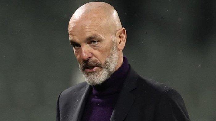 Stefano Pioli pelatih AC Milan