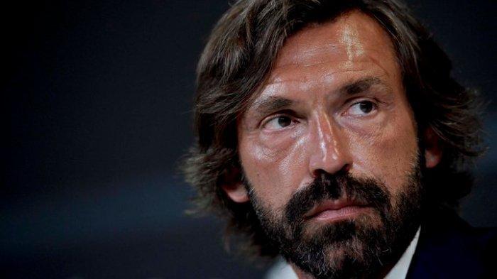 Andrea Pirlo, pelatih baru Juventus.