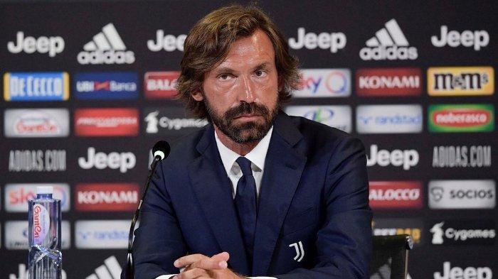 Andrea Pirlo resmi melatih Juventus, seperti apakah strategi dan taktik untuk timnya?