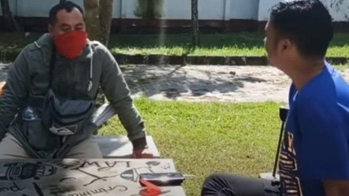 Polisi tolak anak yang ingin laporkan ibu kandung