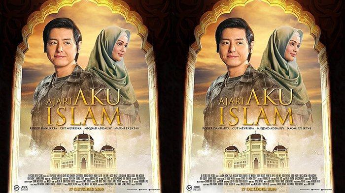 Poster Film Ajari Aku Islam