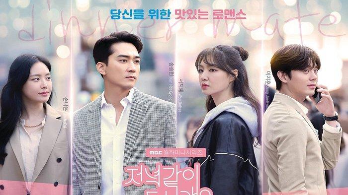 Poster drama korea Dinner Mate (2020)