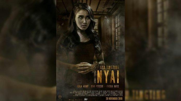 Poster Film Arwah Tumbal Nyai: Part Nyai (2018)