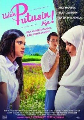 Poster ke 2 Film Udah Putusin Aja! (2018)