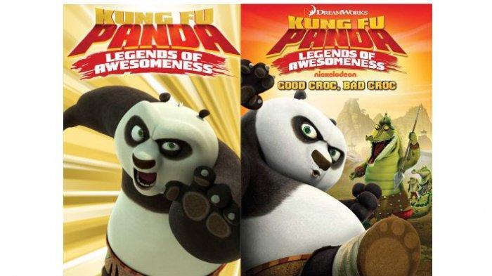 Kung Fu Panda Legends Of Awesomeness Tribunnewswiki Com Mobile