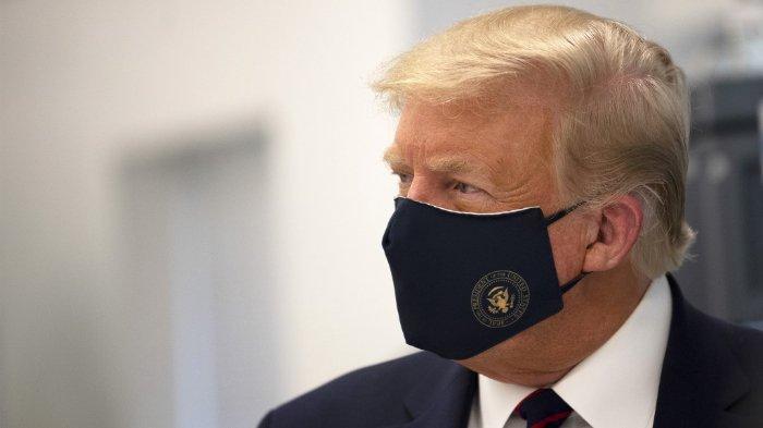 FOTO: Presiden Amerika Serikat, Donald Trump