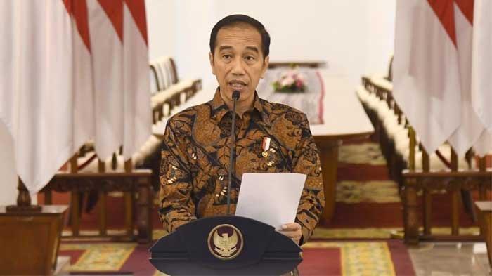 Presiden Joko Widodo.(twitter.com/jokowi)