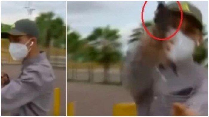 Pria bersenjata lengkap merampok reporter TV dan juru kamera ketika sedang siaran langsung di Ekuador.