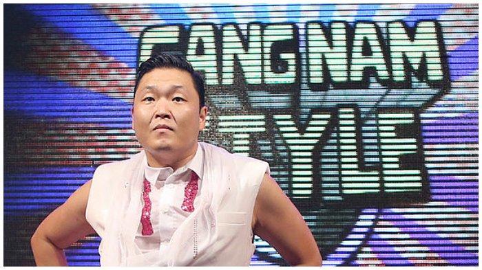 PSY, rapper asal Korea Selatan