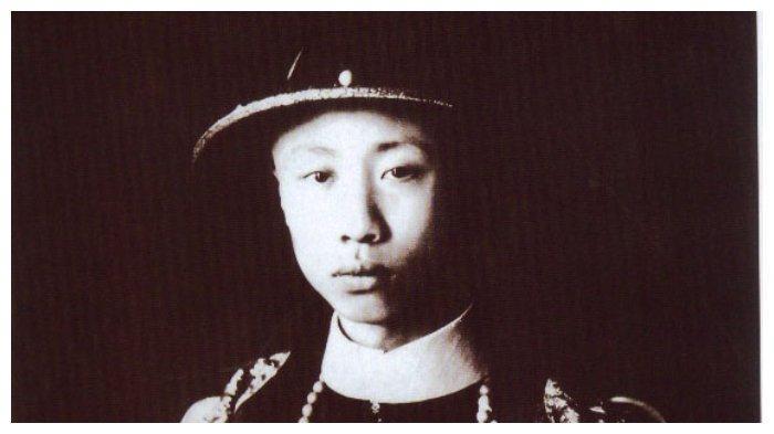 Puyi pada 1922