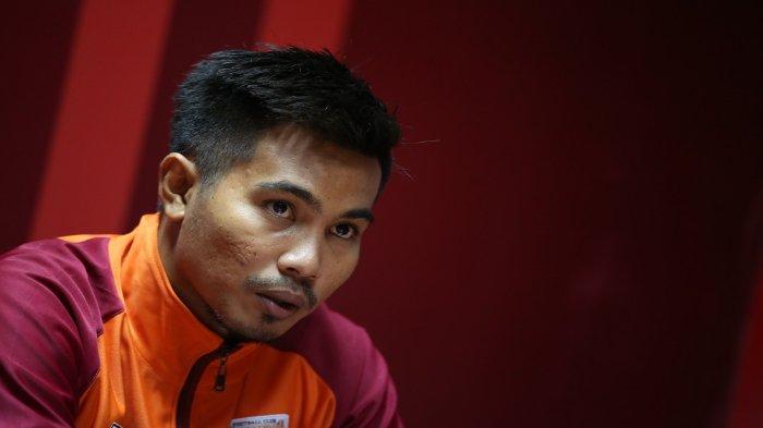 Rachmat Latief di Borneo FC.
