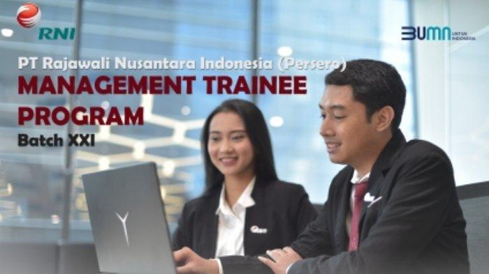 Lowongan kerja S1 di BUMN PT Rajawali Nusantara Indonesia (Persero)