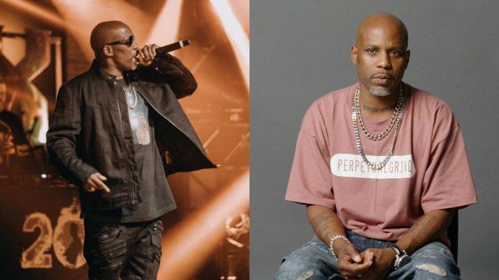 Earl Simmons yang lebih dikenal sebagai DMX adalah seorang rapper, penulis lagu, dan aktor Amerika.