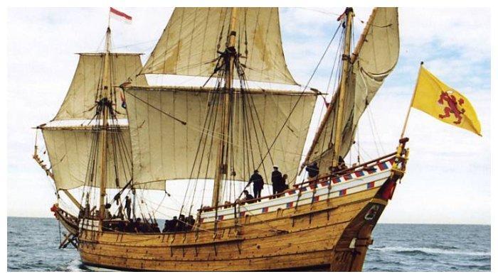 Replika kapal VOC