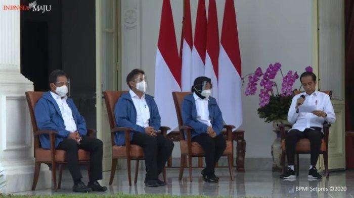 Reshuffle Kabinet Indonesia Maju 2020