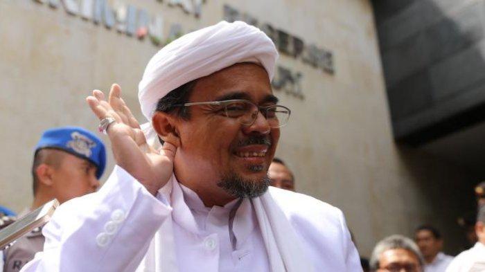 Pimpinan Front Pembela Islam, Rizieq Shihab