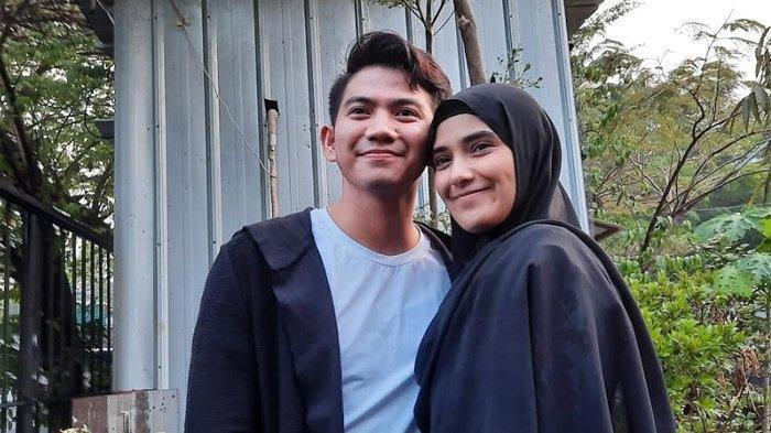 Rizki DA dan Nadya Mustika Rahayu saat ditemui di kawasan Jl. Mampang Prapatan, Jakarta Selatan, Selasa (21/7/2020).