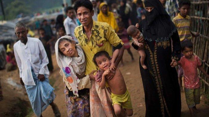 Gamba resmi melaporkan Myanmar atas dugaan penghilangan paksa / genosida terhadap etnis Rohingya
