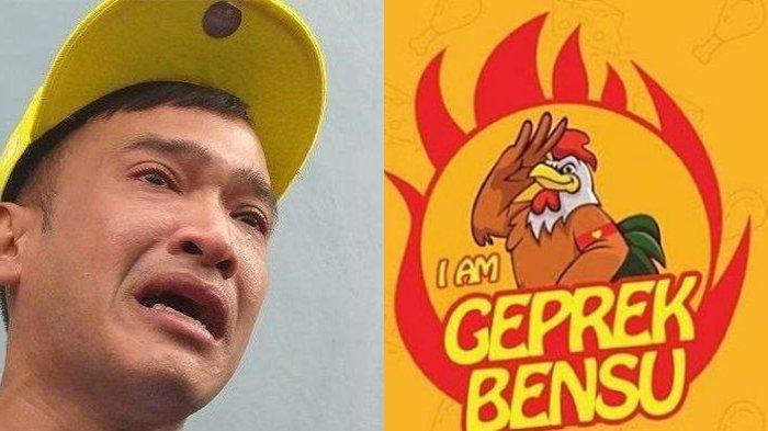 Pasca gugatannya soal merek dagang Geprek Bensu kalah di Mahkamah Agung, Ruben Onsu akhirnya minta maaf pada pihak I Am Geprek Bensu.