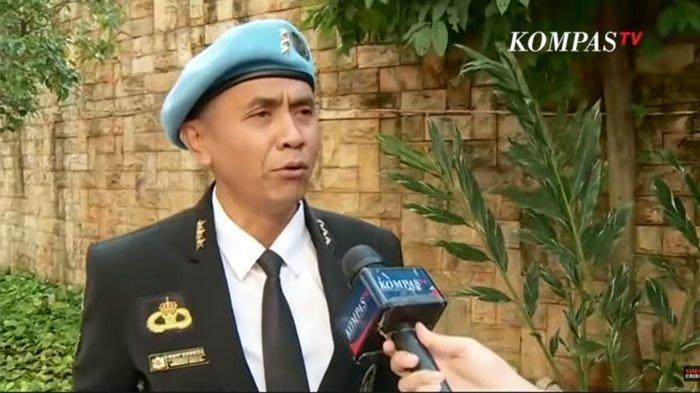 Salah satu petinggi Sunda Empire Ki Ageng Rangga Sasana.(Kompas.TV)