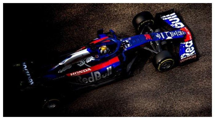 Sean Gelalel ikuti tes F1 Abu Dhabi