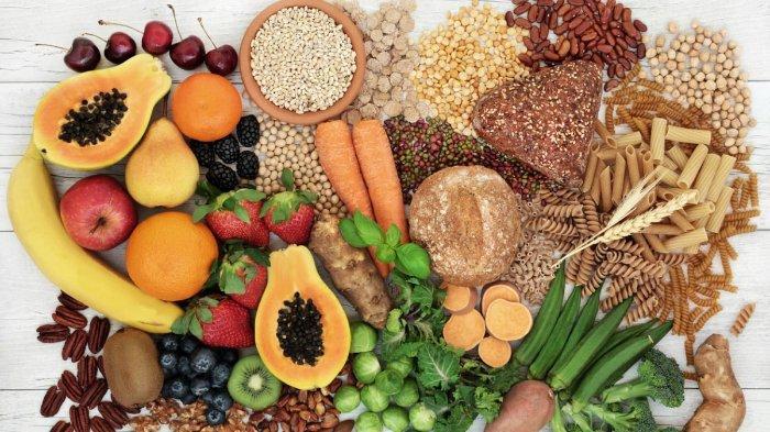 Makanan yang merupakan sumber serat tinggi