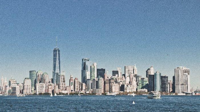 FOTO: Siang hari di New Jersey, Amerika Serikat