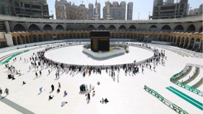 Situasi di Mekkah, setelah Arab Saudi menangguhkan umrah dan melarang warga negara asing datang belum lama ini