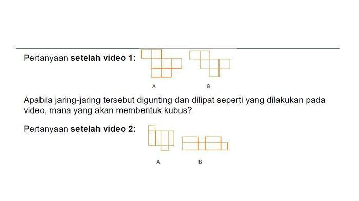 Soal Belajar dari Rumah TVRI untuk SD kelas 4-6, Senin (12/10/2020)