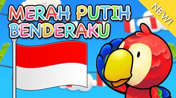 Bangga Pada Bendera Merah Putih Jawaban Belajar Dari Rumah Tvri Sd Kelas 1 3 Jumat 14 Agustus 2020 Tribunnewswiki Com Mobile